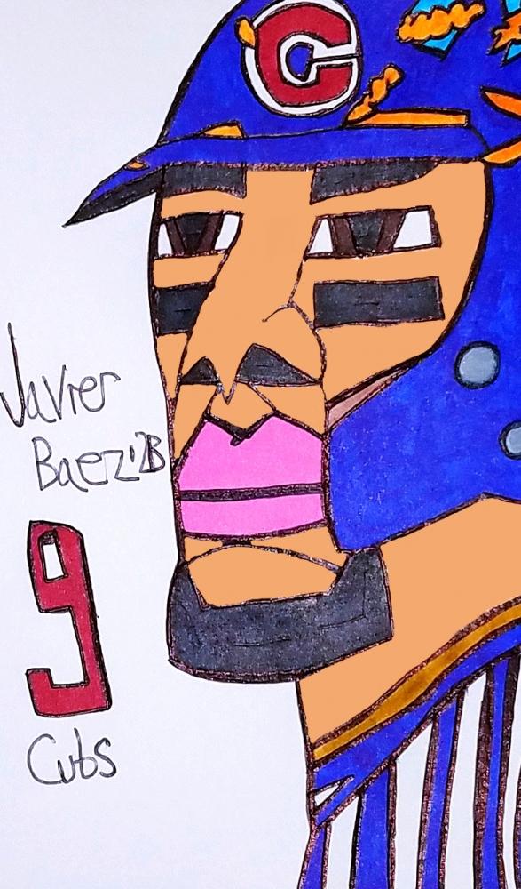 Javier Báez par armattock